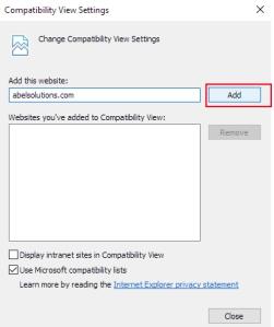 IECompatibilityViewSettingsAdd